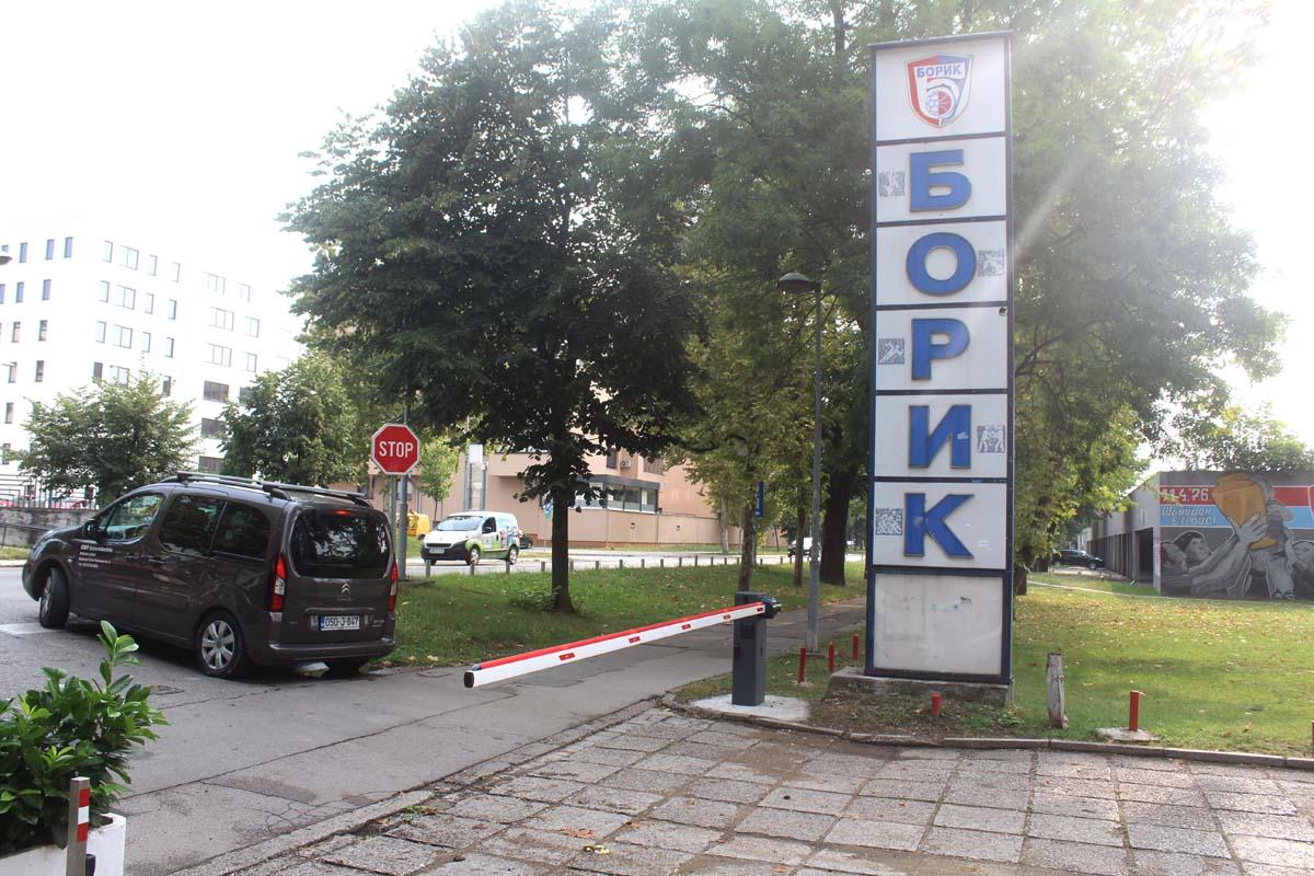 Двије паркинг рампе