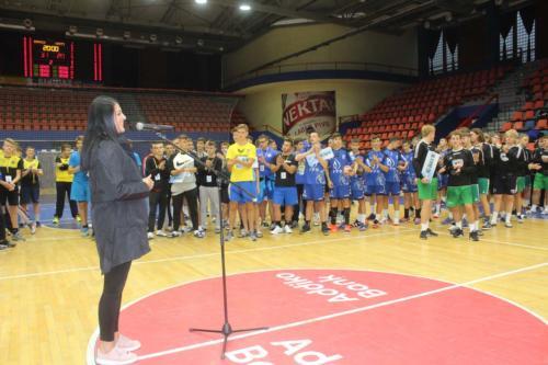 "Rukometni turnir ""Hand to Hand Banja Luka 2019"""