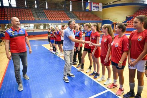 Podrška Sportskom centru, klubovima i sportu u globalu