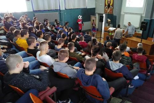 "Турнир у малом фудбалу ""Борик 2019"" међу ђацима"