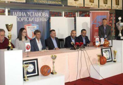 Прес конференција ЖКК Орлови